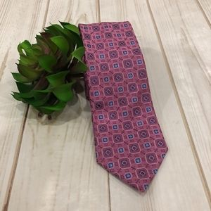 Boutique Accessories - Men's Vintage Daniel De Fasson Silk Tie